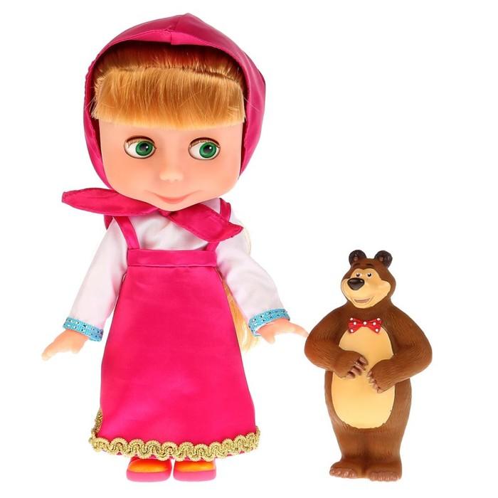 Кукла Маша, звуковые функции, 25 см