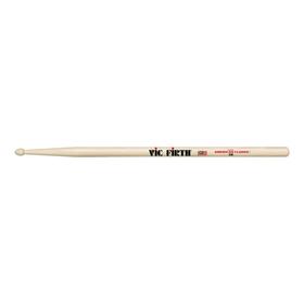 Барабанные палочки VIC FIRTH 2B 2B с деревянным наконечником, гикори