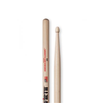 Барабанные палочки VIC FIRTH 5A 5A с деревянным наконечником, гикори