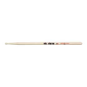 Барабанные палочки VIC FIRTH X5A тип Extreme 5A с деревянным наконечником, гикори