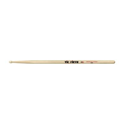 Барабанные палочки VIC FIRTH X8D тип 7A с деревянным наконечником и более длинной ручкой