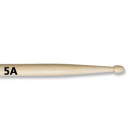 Барабанные палочки VIC FIRTH NM5A 5A с деревянным наконечником, клен