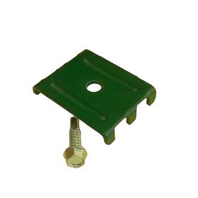 Набор креплений: скоба и саморез, 5,5 × 32 мм Ош
