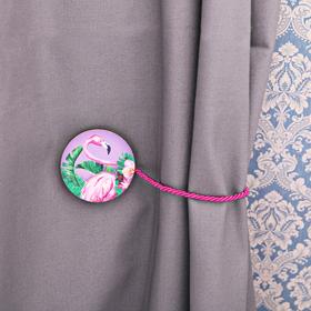Подхват для штор «Фламинго» Ош