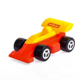 Автомобиль гоночный «Спорт Кар», цвета МИКС