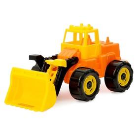 Трактор-погрузчик «Геракл», цвета МИКС