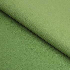 Бумага упаковочная рельефная, зелёный, 64 х 64 см Ош