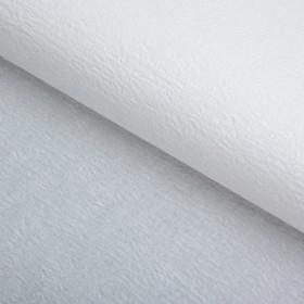 Бумага упаковочная рельефная, белый, 64 х 64 см Ош