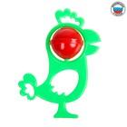 Погремушка «Попугайчик», цвета МИКС
