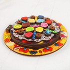 Развивающая игра «Торт» 54 элемента, 5 слоёв - Фото 2