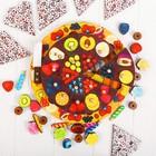 Развивающая игра «Торт» 54 элемента, 5 слоёв - Фото 5