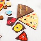 Развивающая игра «Торт» 54 элемента, 5 слоёв - Фото 8