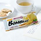 Протеиновый батончик BOMBBAR, лимонный торт, 60 г