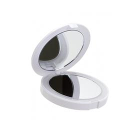 Зеркало Gezatone LM880, подсветка,  12 × 12 × 3 см, увеличение х5, 4*LR44 Ош