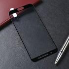 Стекло закаленное с цветной рамкой (fullscreen) для Xiaomi Black Shark DF xiColor-30 (black)
