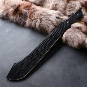 Сувенир деревянный 'Мачете', 65 см, массив ясеня Ош