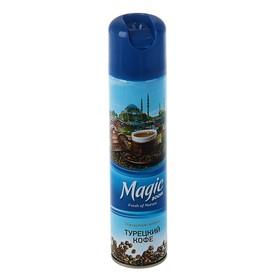 Освежитель воздуха Magic Boom Турецкий кофе, 300 мл