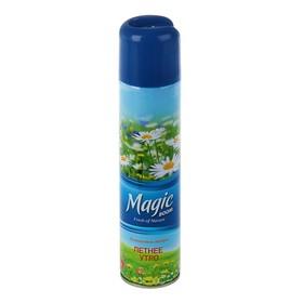 Освежитель воздуха Magic Boom Летнее утро, 300 мл