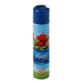 Освежитель воздуха Magic Boom Луговые цветы, 300 мл