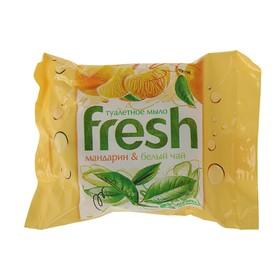 Мыло туалетное Fresh 'Мандарин и белый чай', 50 г Ош