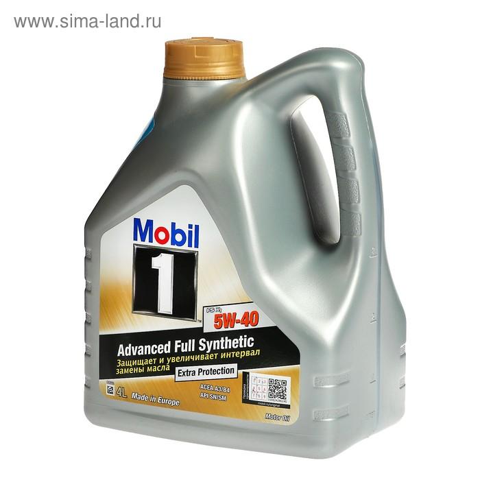 Масло моторное Mobil 1 FS 5w-40, 4 л