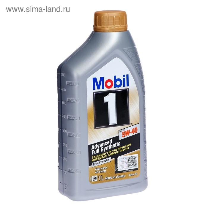 Моторное масло Mobil 1 FS 5w-40, 1 л