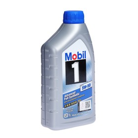 Моторное масло Mobil 1 FS X1 5w-50, 1 л