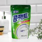 Средство для мытья посуды Chamgreen, концентрат, мягкая упаковка, 485 мл