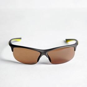 Очки для активного отдыха SPG, солнце premium AS021 серо-желтый