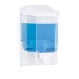 Диспенсер для жидкого мыла, 500 мл, прозрачный Ош