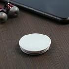 Попсокет Activ 061, держатель для телефона на палец, серый