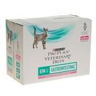 Влажный корм PURINA EN диета для кошек при патологии ЖКТ, лосось, пауч, 85 г