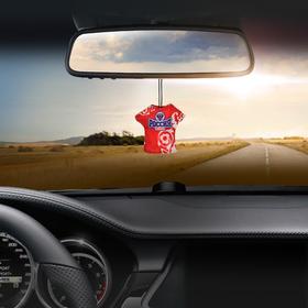 Подвеска в авто на присоске «Россия» Ош
