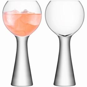 Набор из 2 бокалов для вина Moya, 550 мл, прозрачный