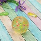 Мяч каучуковый «Серпантин», 4,5 см