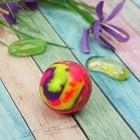Мяч каучуковый «Перелив», 3,2 см