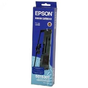 Картридж ленточный Epson S015307 (C13S015307BA) черный для Epson LQ-630/630S