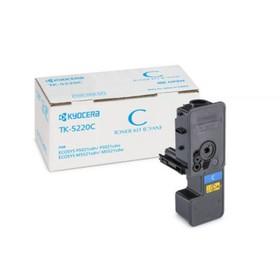 Тонер Картридж Kyocera 1T02R9CNL1 TK-5220C голубой для Kyocera M5521cdn/cdw, P5021cdn/cdw