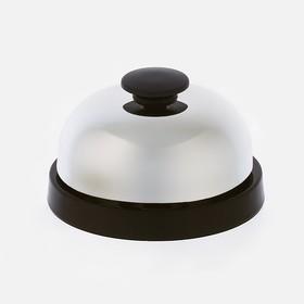 Звонок настольный 'Ring-ring', 4.5х7.5 см, микс Ош