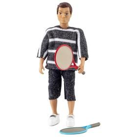 Кукла для домика «Папа» с аксессуарами