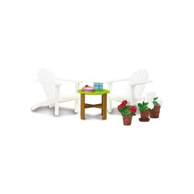 Мебель для кукольного домика Смоланд «Садовый комплект»