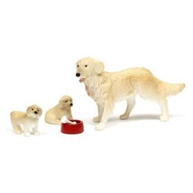 Игровой набор «Пёс со щенками»