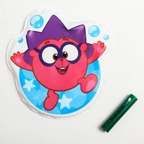 Игрушка для ванны + водный карандаш