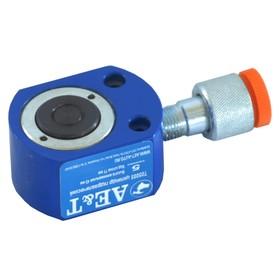 Цилиндр гидравлический AE&T T05005, низкий, 5 т, 43 мм, ход штока 11 мм, d=25 мм, NPT1/4 Ош