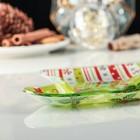 Блюдо сервировочное Доляна «Сапожок. Заплатка», 16×14 см - Фото 2