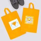 Набор мешков для обуви с ручкой