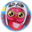 Мяч детский «Совёнок», d=22 см, 60 г