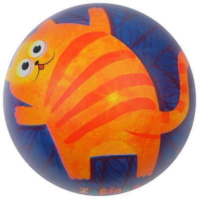Мяч детский «Котик», d=22 см, 60 г