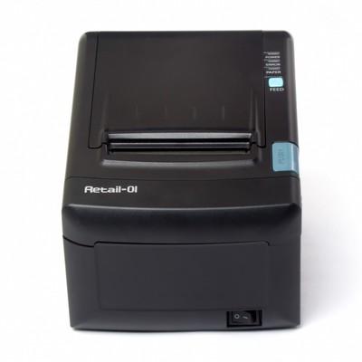 ККТ Retail-01Ф (RS/USB/2LAN) чёрный (без ФН)