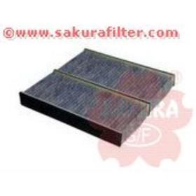 Фильтр салонный SAKURA CAC1609